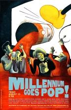 Poster for a film screening at Millennium Film Workshop. Art Director: Rachael Guma.