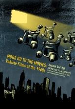 Poster for film program at Anthology Film Archives. Art director: Rachael Guma.
